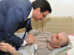 Keçiören Belediyesi Evlere Sağlık Hizmeti Götürüyor