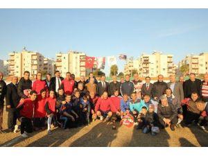 Kurtuluş Kupası Büyükşehir Belediyesi'nin Oldu
