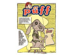 Püff, artık dergi oluyor