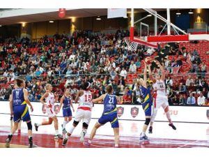 AGÜ Spor, Belçika Deplasmanında
