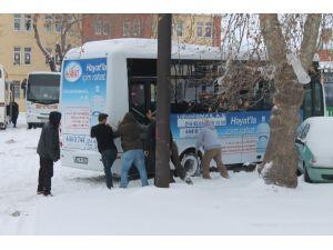 Edirne'de Toplu Ulaşım Sistemi Aksadı