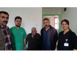 91 Yaşındaki Hastaya By-pass Ameliyatı Yapıldı
