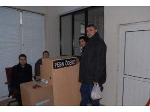"""Bolvadin Belediyesi """"Tahsilat Bürosu"""" Açtı"""