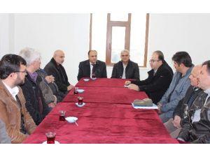 Beyşehir OSB'de İstişare Toplantısı
