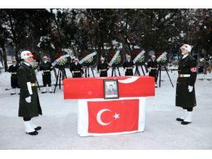 Şehit Uzman Çavuş Diyarbakır'dan Aydın'a Uğurlandı