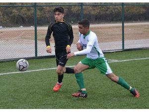 1.amatör Küme Büyükler Futbol Liginde 37 Gol Atıldı