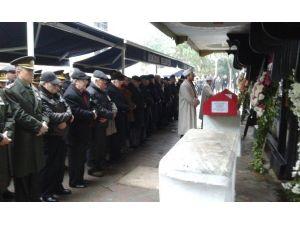 Emekli Orgeneral Sabri Yirmibeşoğlu İçin Askeri Tören Düzenlendi