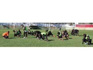 Adanaspor, Trabzonspor'a Hazırlanıyor