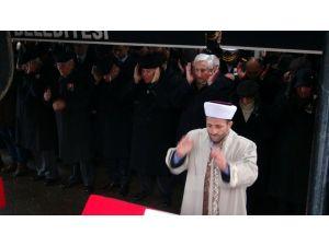 Sabri Yirmibeşoğlu son yolculuğuna uğurlandı