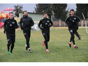 Akhisar Belediyespor 3 Eksik İle Çalıştı