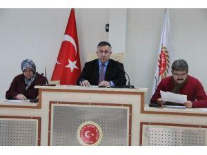 2016 Yılının İlk İl Genel Meclis Toplantısı Yapıldı