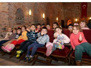 Ayşenur'un Mutfağı Çocuklarla Buluştu