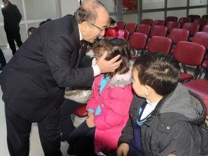 Başkan Gümrükçüoğlu'ndan Geleceğin Yıldızlarına Ziyaret