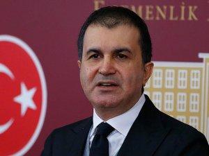 AK Parti Sözcüsü Çelik: Teröre destek verenlerin bedelini ödemesi gerekir