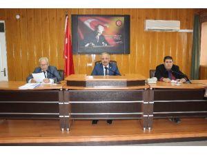 İl Genel Meclisi 2016 Yılının İlk Toplantısını Yaptı