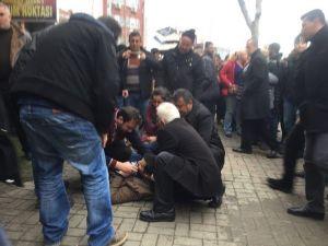 Tekirdağ'da Sokak Ortasında Silahlı Kavga: 1 Yaralı