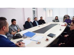Besni İlçe Milli Eğitim Komisyonu Toplandı