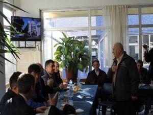 Kırklareli'nde Huzur Toplantısı