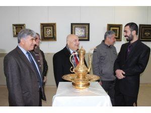 Türkiye'de İlk Defa Tombak Sergisi Açıldı