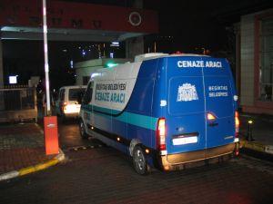 Halis Toprak'ın cenazesi Adli Tıp Kurumu'na getirildi