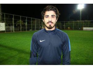 Erhan Kartal Şanlıurfaspor'da