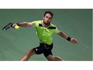 Marsel İlhan, Doha'da katıldığı ATP turnuvasına ilk turda veda etti