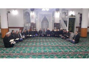 Yenipınar Camii'nde Akşam Kur'an Kursları Başladı