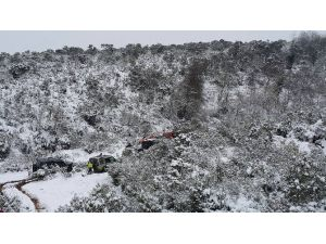 Off-road Tutkusu Kar Çamur Dinlemiyor