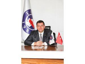 Tügiad Ankara Şubesi Başkanı Türker Naslı: