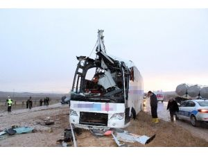 Konya'daki Trafik Kazasında Ölü Sayısı 6'ya Çıktı