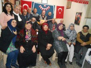 Eskişehirli Sanatcılar Sarıkamış Şehitlerini Türkü Ve Şiirlerle Andılar