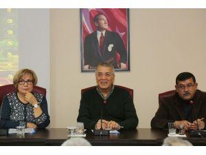 Mezitli Meclisi Yılın İlk Toplantısını Yaptı
