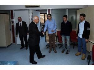 Yaşar, Personelinin Yeni Yılını Kutladı