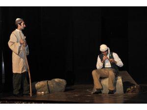 Kent Tiyatrosu Yeni Yılda Yunus'la Perde Diyecek