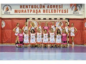 Muratpaşa'da Ehf Kupası Heyecanı