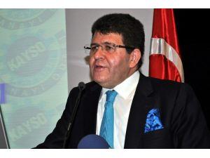 Kayseri Sanayi Odası Başkanı Mustafa Boydak: