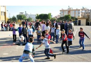 Kepez'de Yaşayan Çocuklara Çeşitli Eğitimler
