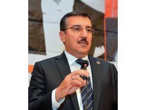 Bakan Tüfenkci, Malatya OSB İçin Müjdeyi Verdi