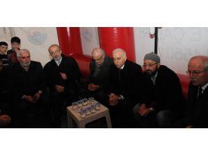 Vali İbrahim Şahin şehidin ailesine taziyede bulundu