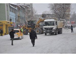 Tunceli'de 284 Köy Yolu Ulaşıma Kapandı