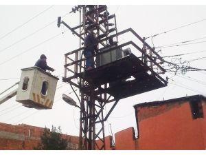Havalar Soğuyunca Trafolar Elektrikle Isınmayı Kaldırmıyor