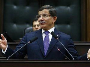 Başbakan Davutoğlu'ndan cuma namazı açıklaması