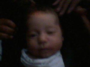Suriyeli 4 aylık bebek donarak öldü
