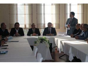 Serbest Veteriner Hekimlere Bilgilendirme Toplantısı