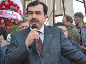 AK Parti'li Erdem, Şehit Uzman Çavuş İçin Taziye Mesajı Yayınladı