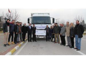 DPÜ'den Bayırbucak Türkmenlerine Yardım