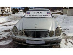 Bolu Dağı'nda Gürcü Plakalı Araçlara Geçit Yok