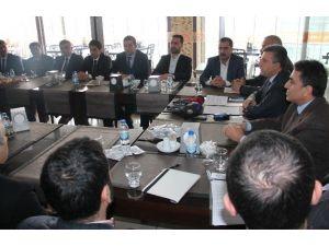 AK Parti Elazığ İl Teşkilatında Yeni Yönetim Göreve Başladı