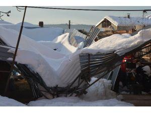 Kar Felaketinin Bilançosu Ağır