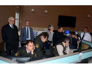 Muğla 112 Acil Çağrı Merkezi'ne Jandarma Komutanlığı da dahil edildi